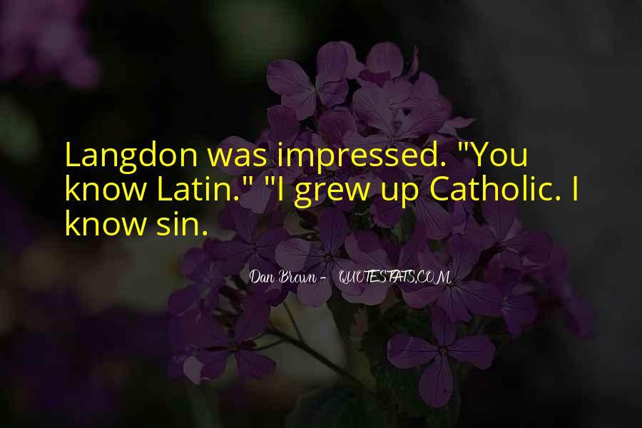 Langdon Quotes #409514