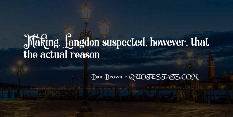 Langdon Quotes #572075