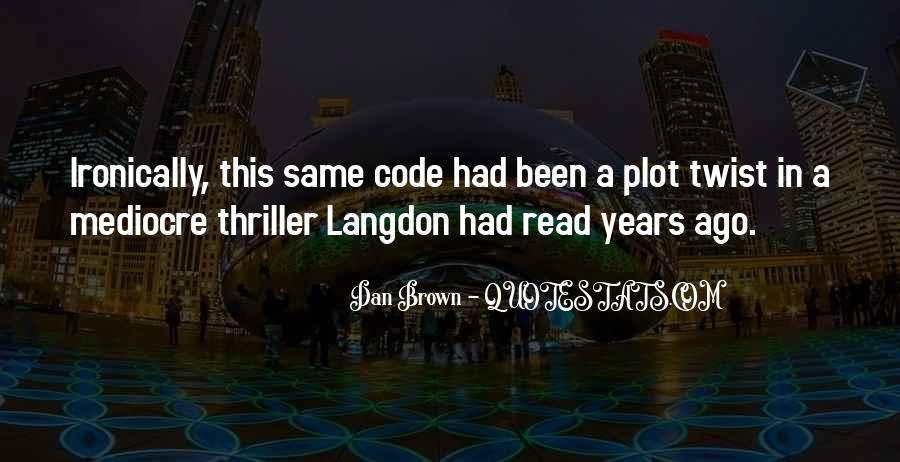 Langdon Quotes #645957