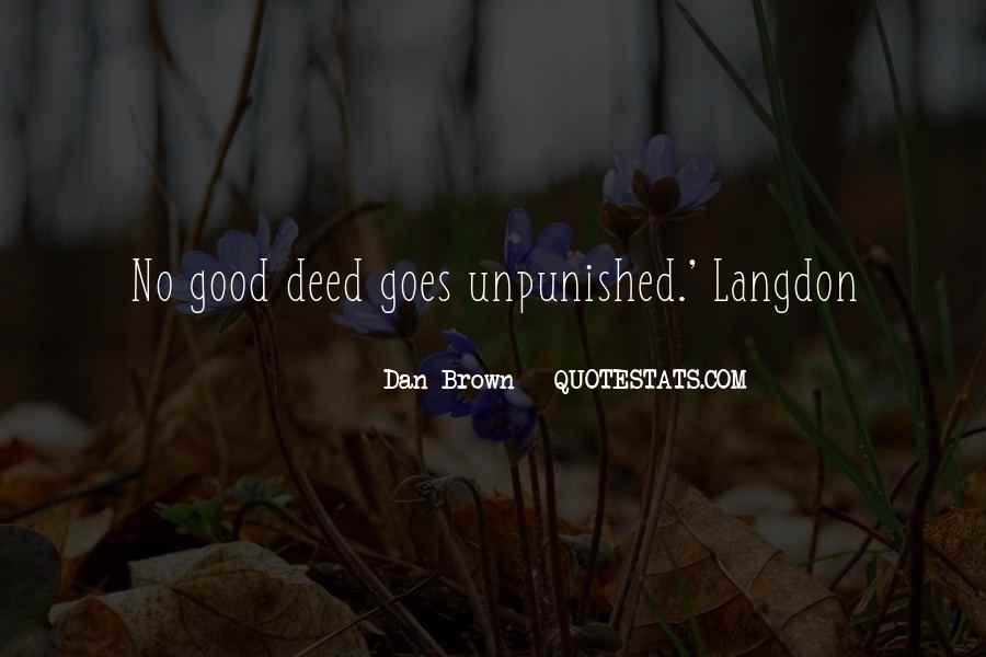 Langdon Quotes #810787