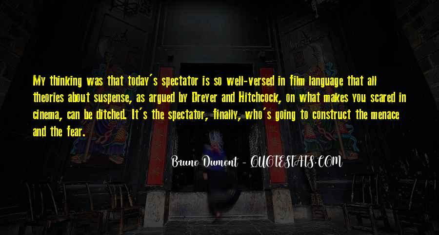 Language Theories Quotes