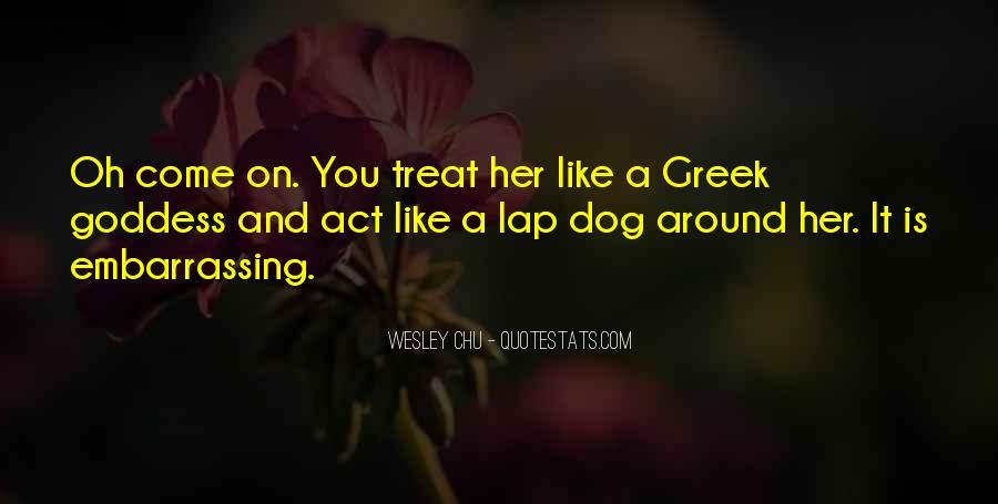 Lap Dog Quotes #1289542