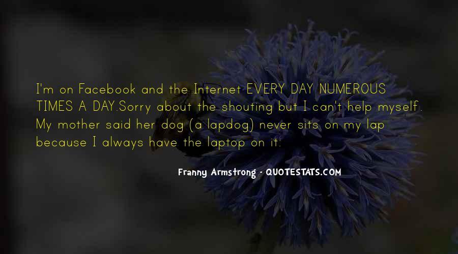 Lap Dog Quotes #1320758