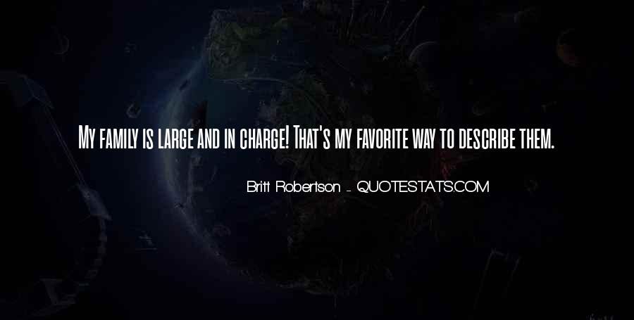 Large And In Charge Quotes #949657