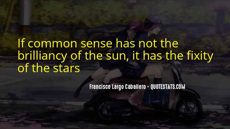 Largo Caballero Quotes #781612