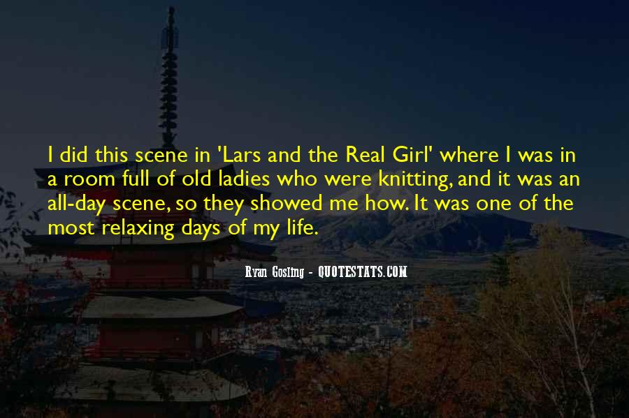Lars And The Real Girl Quotes #847907