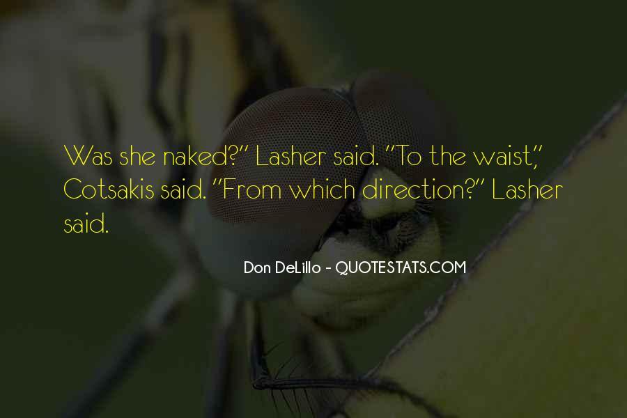 Lasher Quotes #1519891