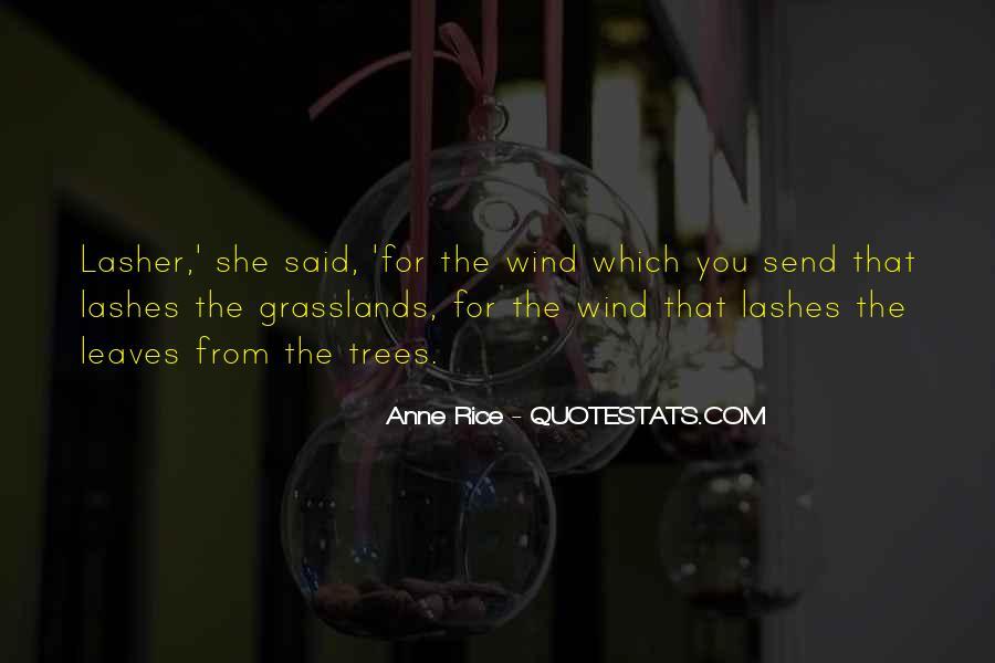 Lasher Quotes #707165
