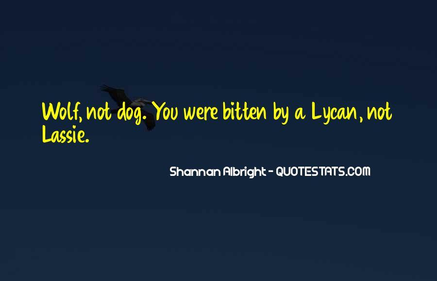 Lassie Dog Quotes #1469560