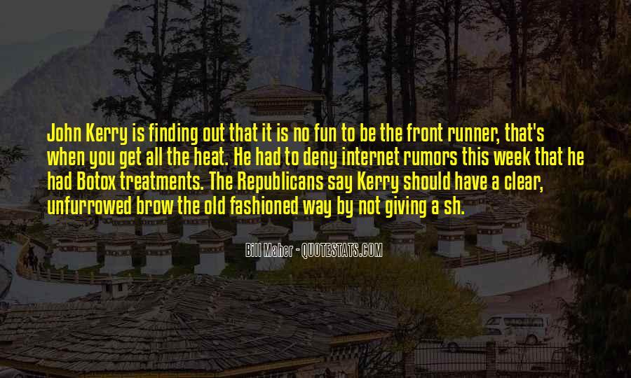Last Hurrah Quotes #37060