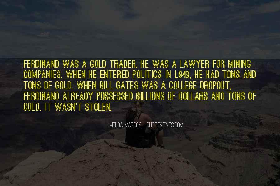 Quotes About Dropout #1494944