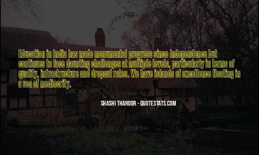 Quotes About Dropout #1527640