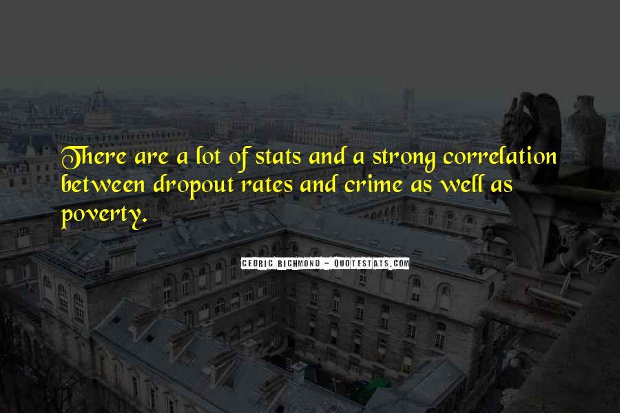 Quotes About Dropout #1578362