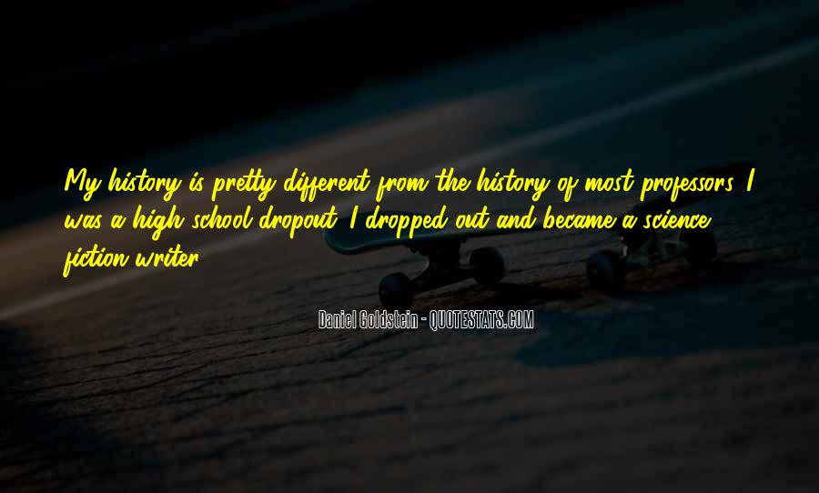 Quotes About Dropout #1874272