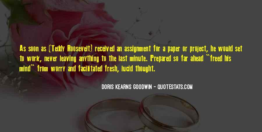 Last Minute Assignment Quotes #576811