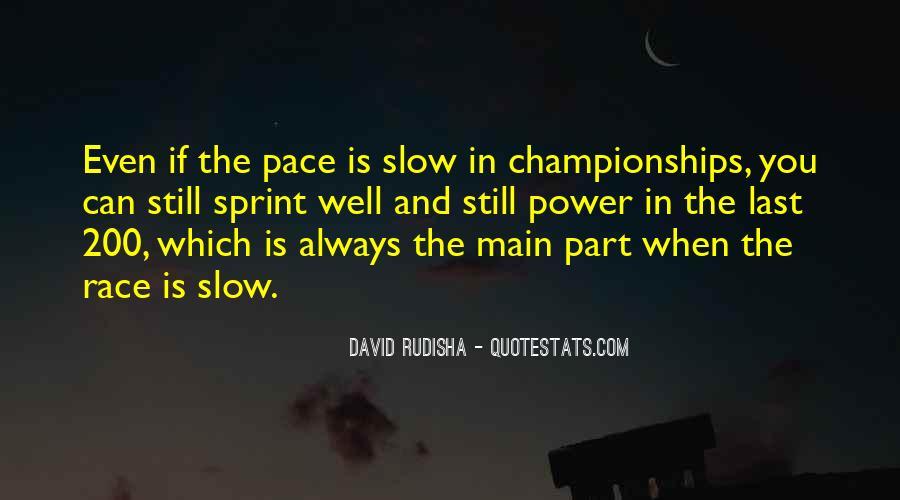Last Sprint Quotes #1453319