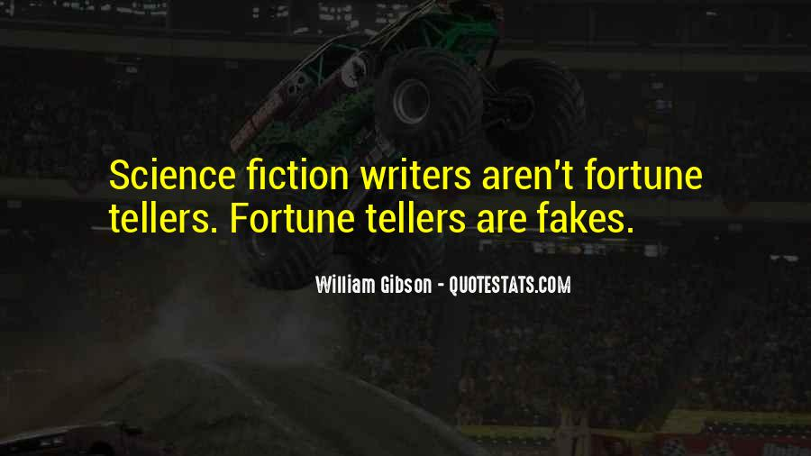 Quotes About Tellers #1153877