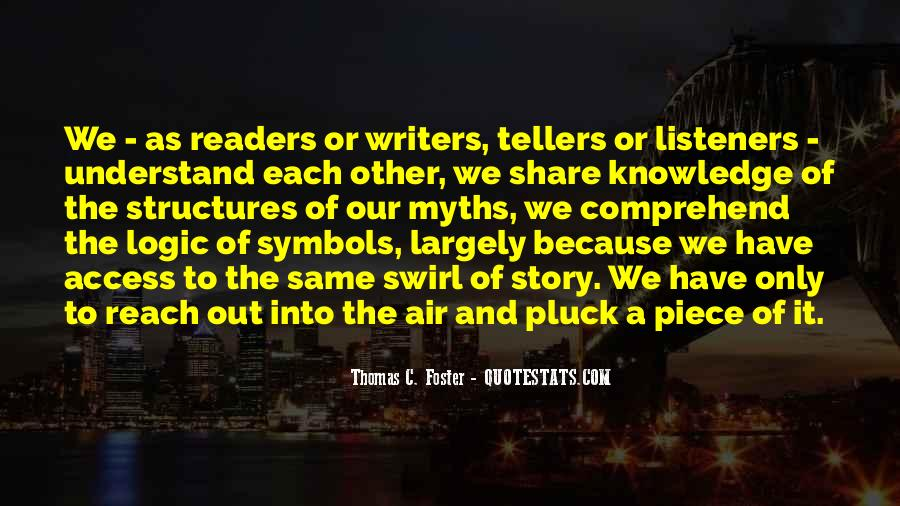 Quotes About Tellers #1307547