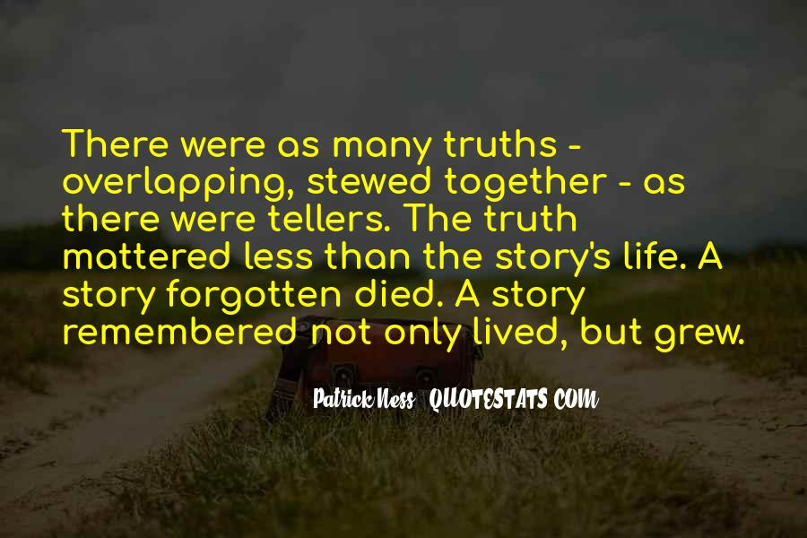 Quotes About Tellers #1453631