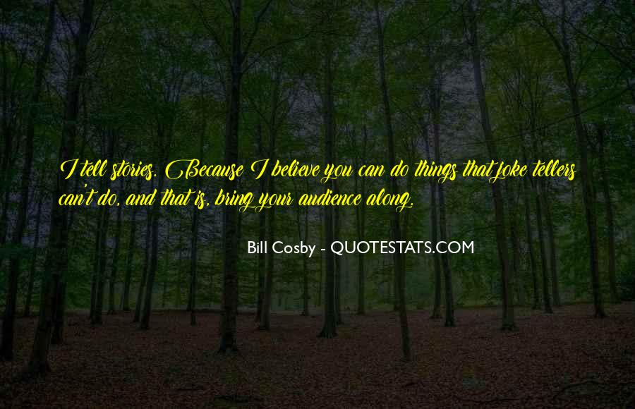 Quotes About Tellers #1510505