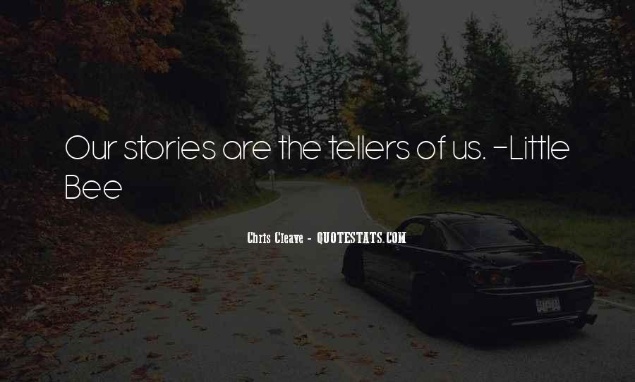 Quotes About Tellers #32364