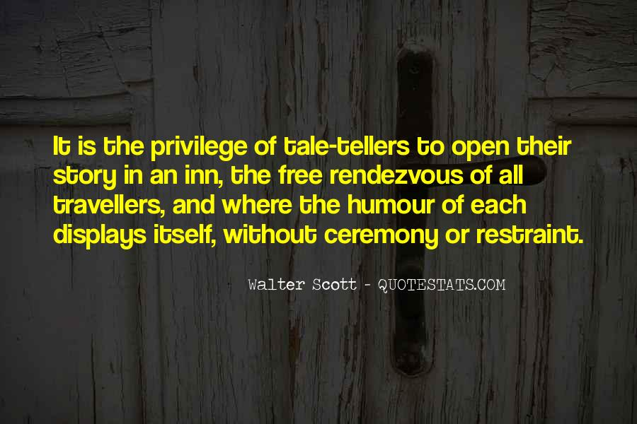 Quotes About Tellers #809019