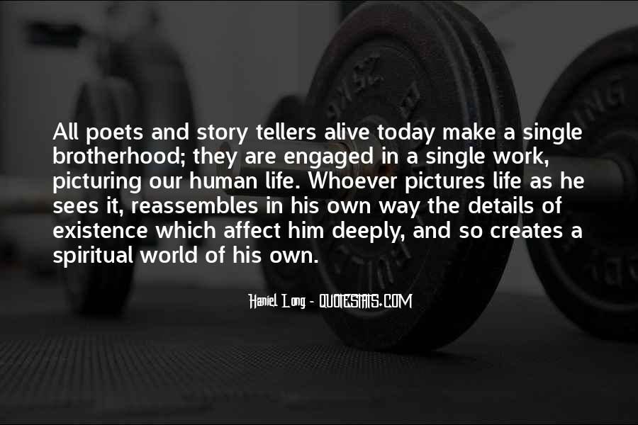 Quotes About Tellers #97234