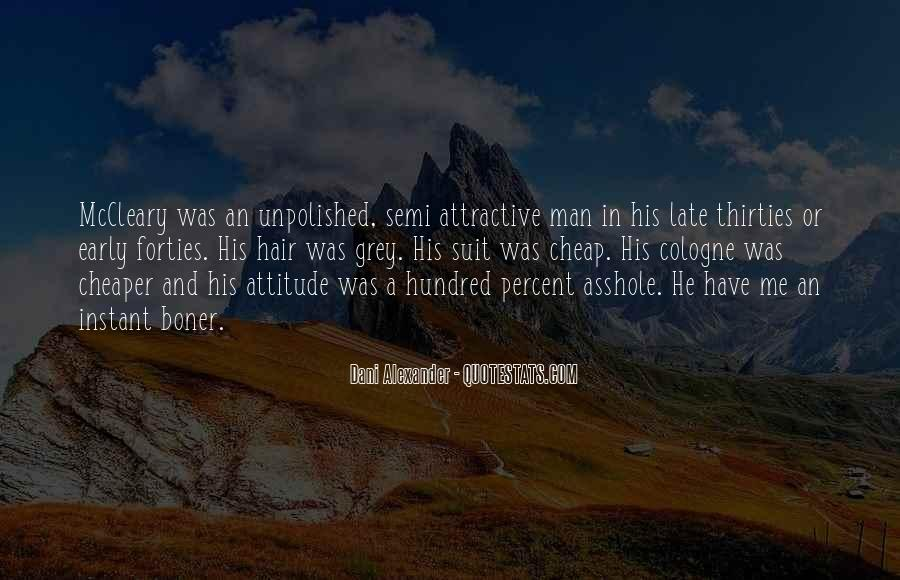 Late Thirties Quotes #1724709