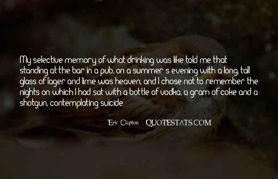 Quotes About Drinking Coke #1011479