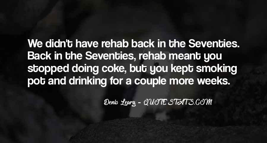 Quotes About Drinking Coke #219043