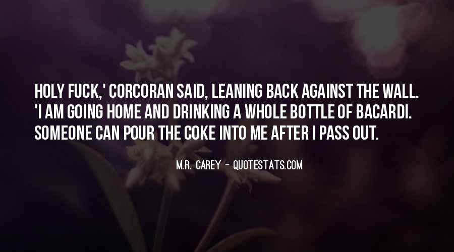 Quotes About Drinking Coke #716811