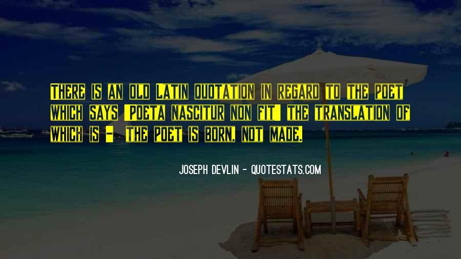 Latin Translation Quotes #1317885