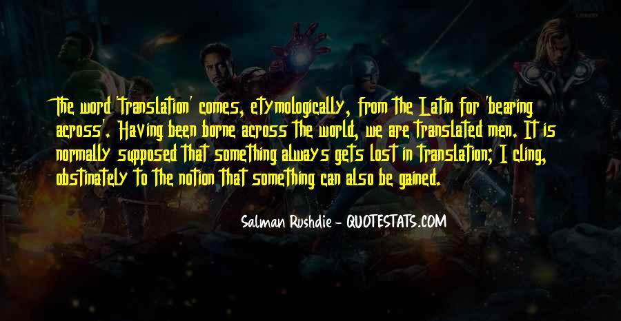 Latin Translation Quotes #1621057