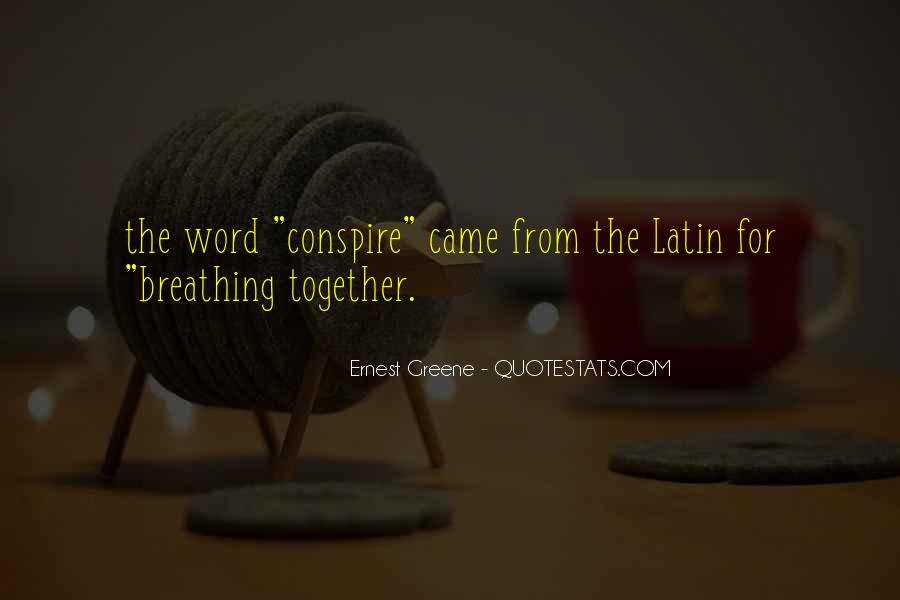 Latin Word For Quotes #1023769