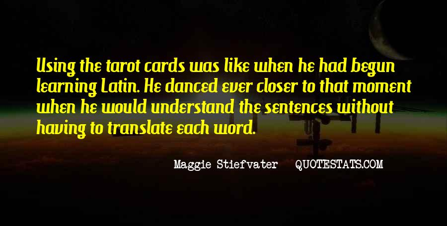 Latin Word For Quotes #1569915