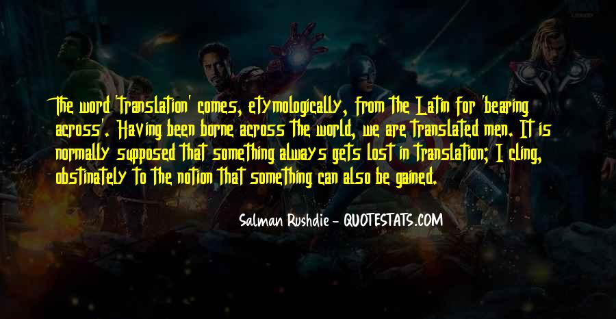 Latin Word For Quotes #1621057