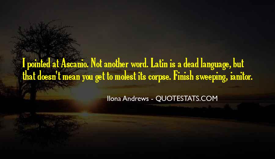 Latin Word For Quotes #593243