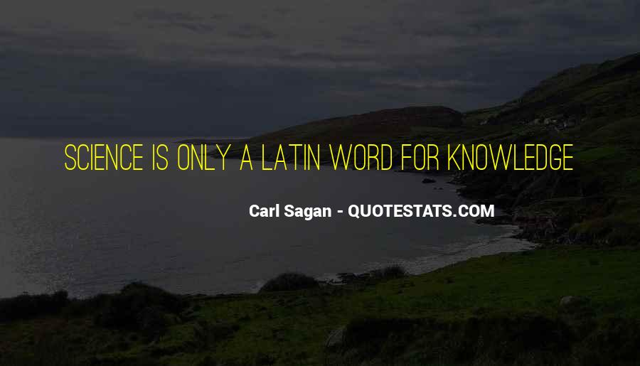 Latin Word For Quotes #687773
