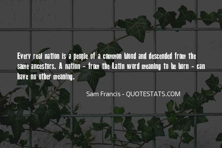 Latin Word For Quotes #761932