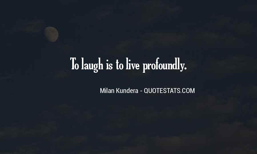 Laugh More Often Quotes #3306