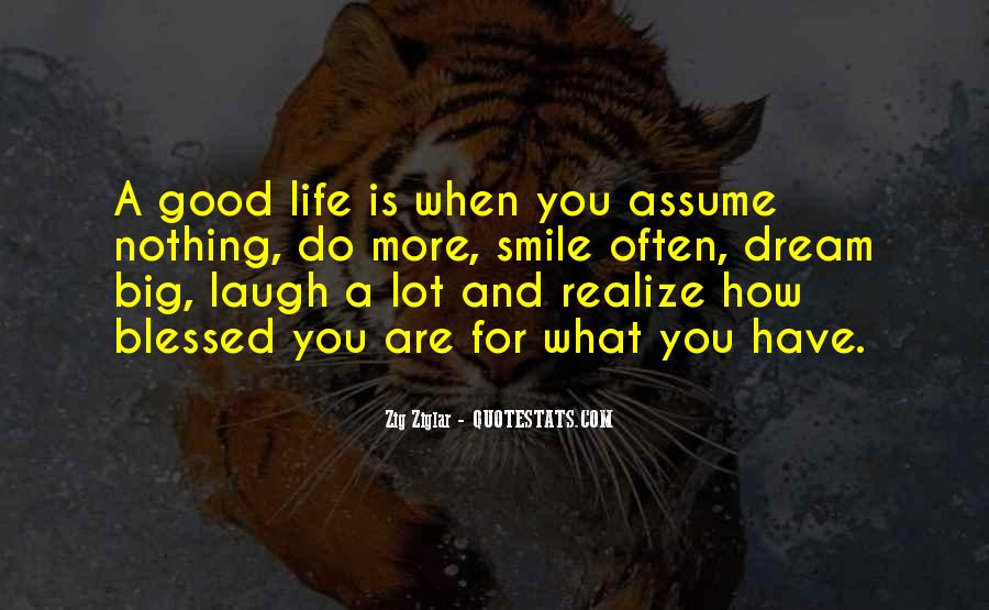 Laugh More Often Quotes #358435