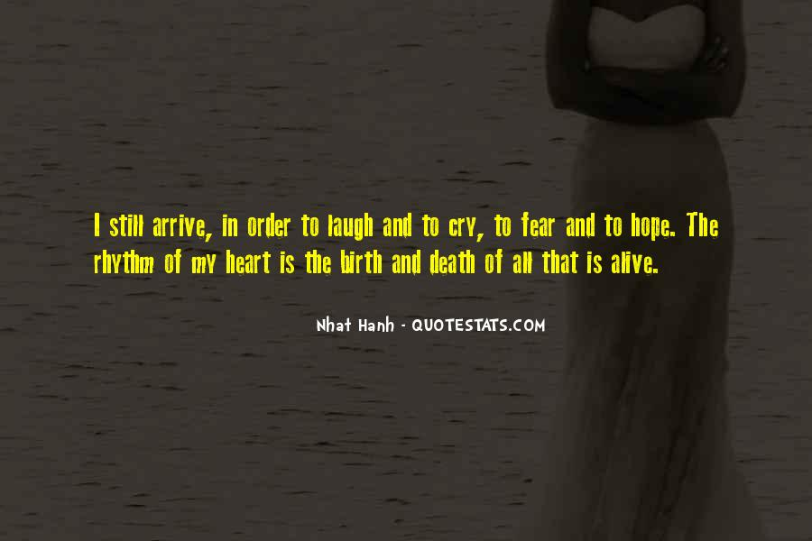 Laugh Until We Cry Quotes #128995