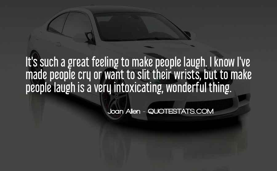 Laugh Until We Cry Quotes #158946