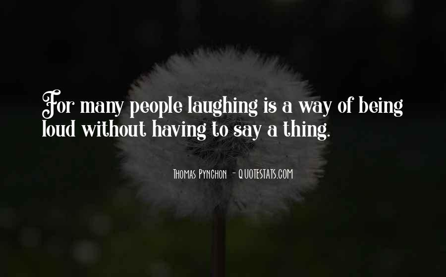 Laughing At One's Self Quotes #29495