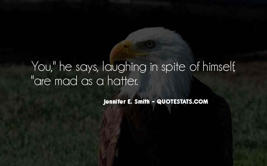 Laughing At One's Self Quotes #51687
