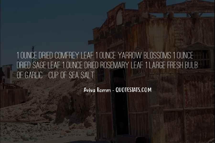 Quotes About Dried #18611
