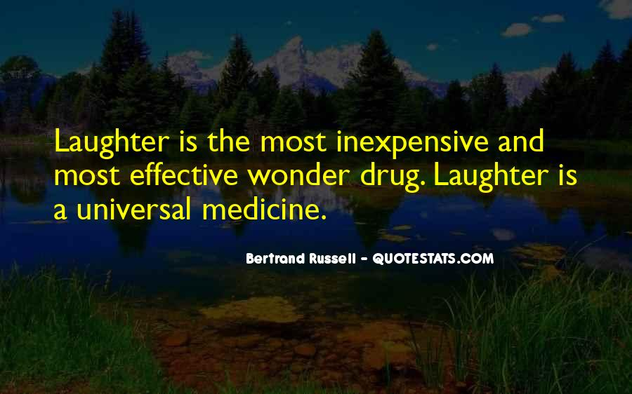 Laughter Is The Quotes #147753