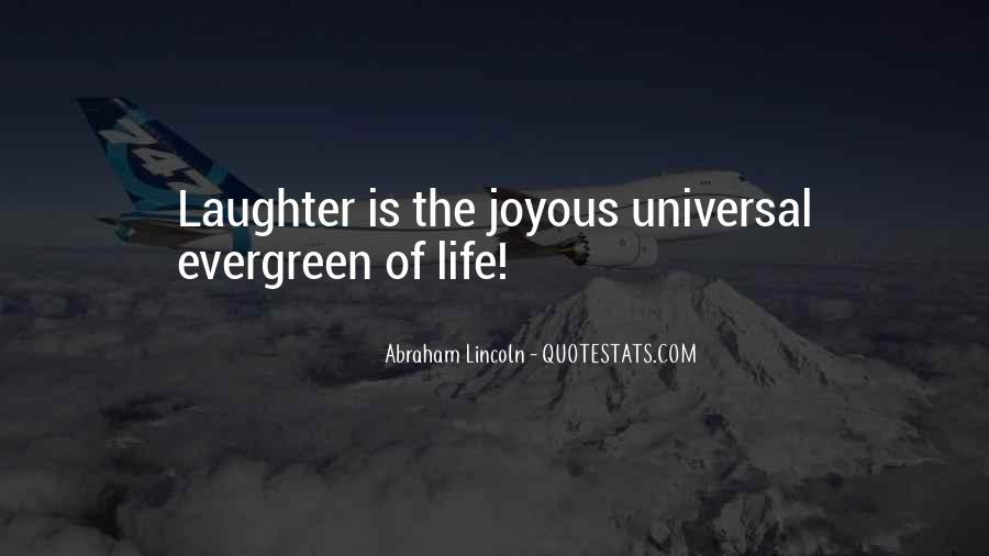Laughter Is The Quotes #20134