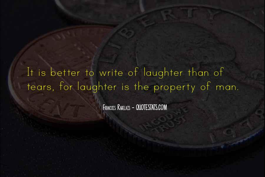 Laughter Is The Quotes #214545
