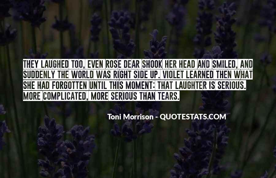 Laughter Is The Quotes #22416